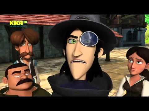 Robin Hood Das Schlitzohr von Sherwood  Folgen 3 & 4
