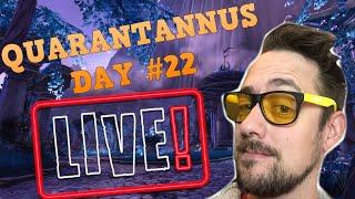 WHERE IS MECHAGON!?! - Quarantannus Day #22 - World of Warcraft Livestream
