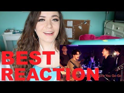 Ed Sheeran  Shape of You SING OFF vs The Vamps Reaction ! Connor Maynard