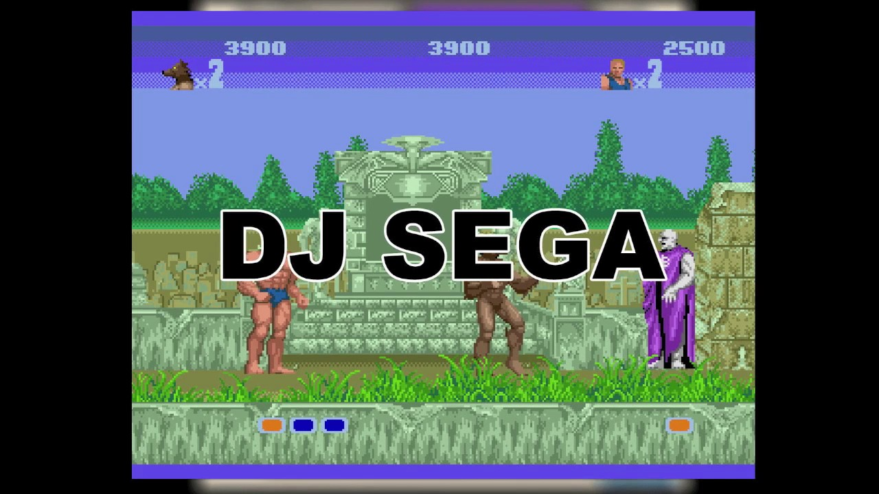 Altered Beast Game Over Dj Sega Remix Youtube