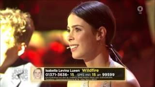 """Conchita mit """"Satellite"""" bei """"Unser Song 2017"""" ESC Deutschland"""