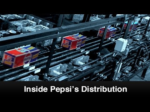 Pepsi of Central Virginia Distribution Center Case Study - Bastian Solutions