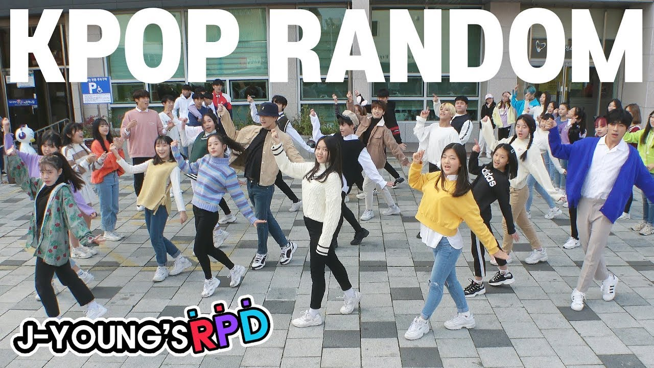 [RPD] KPOP RANDOM PLAY DANCE GAME in KOREA 케이팝 랜덤플레이댄스 J-YOUNG 제이영