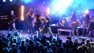 Eluveitie - Home / Uxellodunon - live @ Sound Circle Festival Hüntwangen 13.7.2013