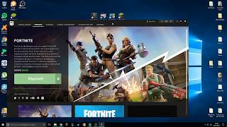 HOW to DOWNLOAD FORTNITE FREE FOR PC