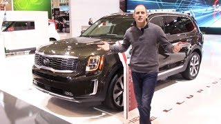 Kia Telluride Walkaround Review - CIAS