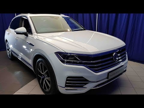 2019 Volkswagen Toureg In depth Tour Interior and exterior