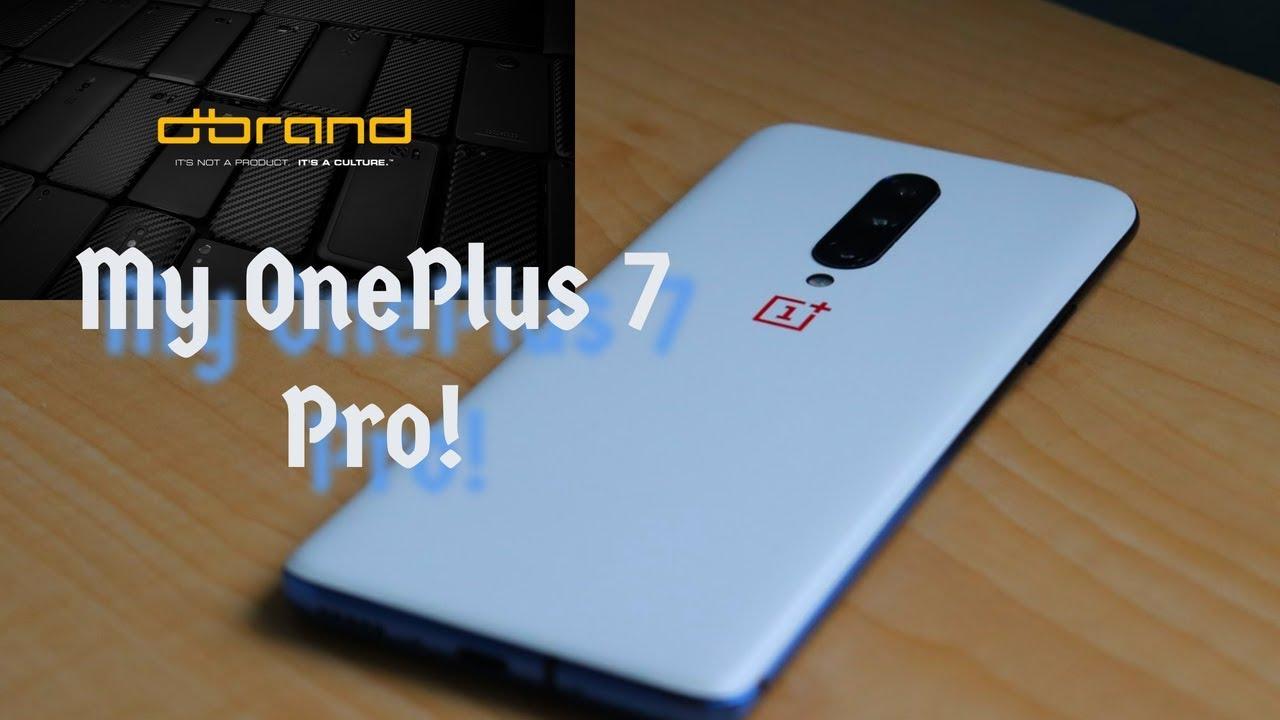 My Oneplus 7 Pro Dbrand Skin Youtube