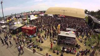 Warped Tour - FIRST Quadcopter Drone Concert Footage  mUSIc