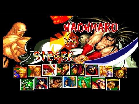 Samurai Shodown 2 - itoitoSai VS Kkkkyue |