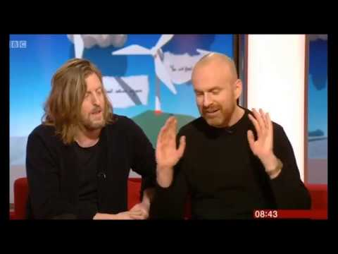 Andy Burrows and Matt Haig (BBC Breakfast Interview) Mp3