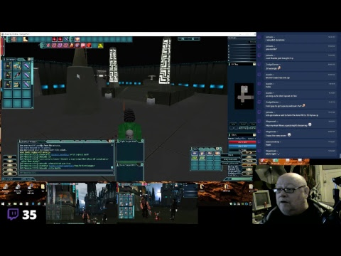 Anarchy Online – Live Play Stream