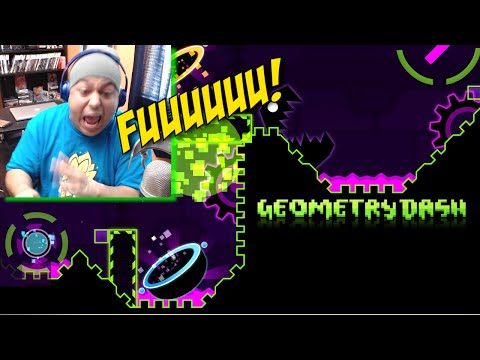 I QUIT THIS F#%KING GAME! [GEOMETRY DASH 2.0] [FINAL?]