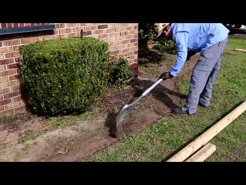 improve-your-flower-beds-with-wood-timbers---easy