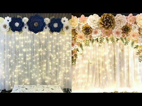 Ganpati Decoration Ideas Part 5    Ganesh Chaturti Decoration With Led Lights