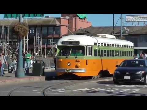 A Quick Tour of the Fisherman's Wharf Area San Francisco