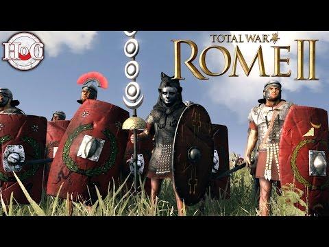 Getae vs Rome - Total War Rome 2 Online Battle Video 386