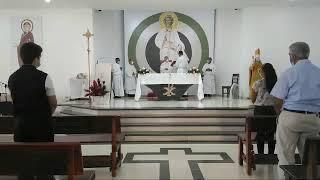 solemnidad de la Virgen de la Mercedes Jueves 24/09/20