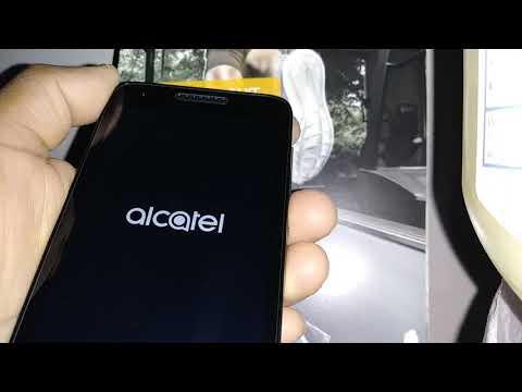 Unlock screen Hard Reset forAlcatel RAVEN LTE de TRACFONE Modelo A574BL