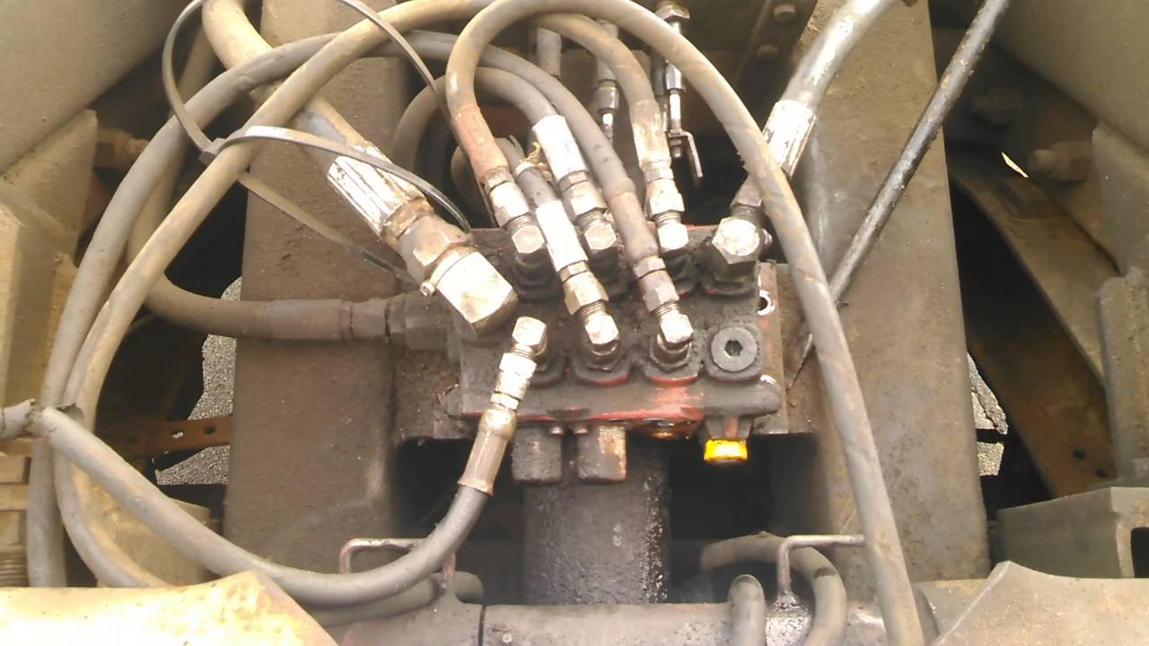 Hydraulic Control Valve Repair Youtube Hyundai 210lc 7 Wiring Diagram