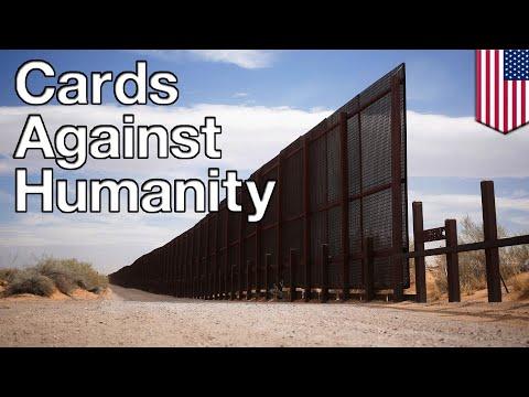 Tembok pembatas Trump: Cards Against Humanity dibeli untuk memblok tembok Trump - TomoNews
