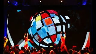 Freeman Company - Global Core openning show