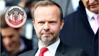 Man Utd chief Ed Woodward makes £73m transfer decision ahead of January window- transfer news today