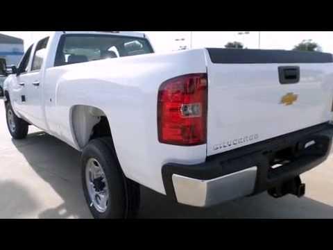 2014 Chevrolet Silverado 2500hd Work Truck Youtube