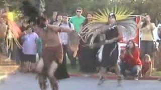 Aztec Ritual Blessing