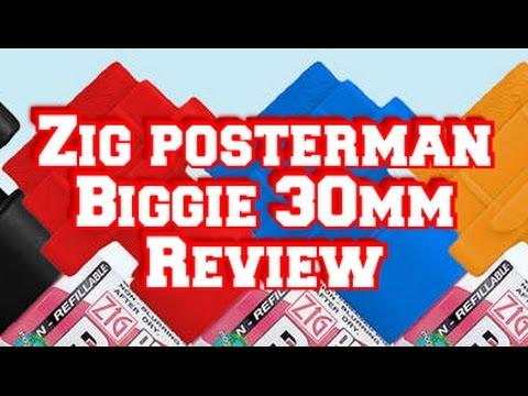 review biggie 30 mm