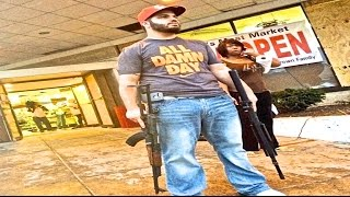 Looting Riots in Ferguson Missouri TEAR GAS   Protest   Mike Brown St. Louis!!!