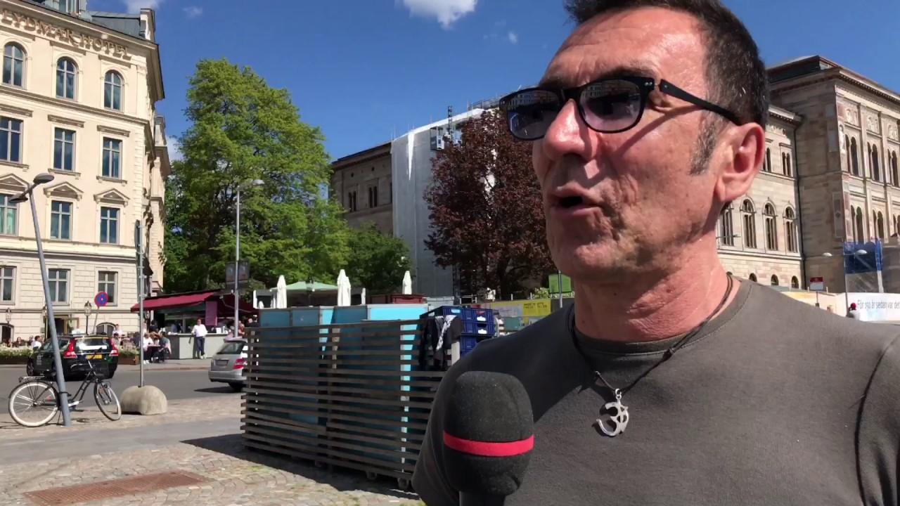 Djuro u Stockholmu