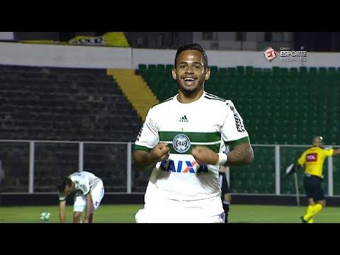 Melhores momentos - Figueirense 0 x 2 Coritiba - Brasileirão de Aspirantes (16/11/2017)