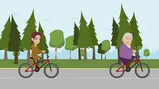 Французское выражение Est ce que je te demande si ta grand mère fait du vélo