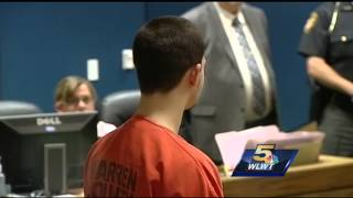 Austin Myers, 19, sentenced to death for murder of Justin Beck