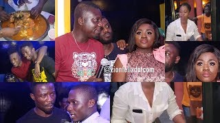 Tracey Boakye Launches Gh200,000 Restaurant & Bar With Stars