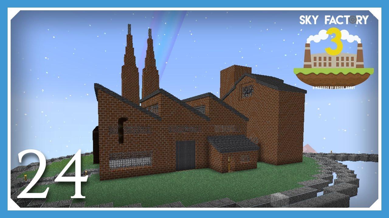 Minecraft House Factory