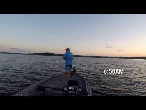 Sam Rayburn Fishing Report 8/09/2020