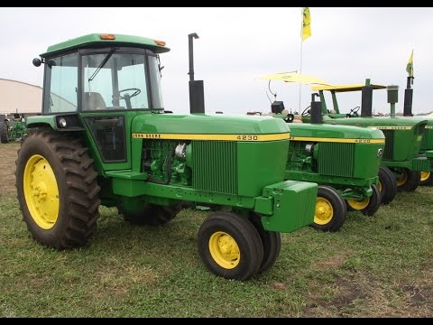 John Deere Exhibit at the 2015 Half Century of Progress