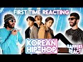 Part 3 Rappers React to Korean Hip-Hop for the First Time - BTS