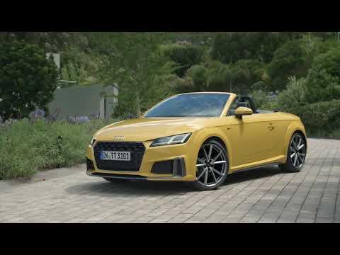 2019 Audi TT facelift video debut