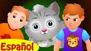 Campana Ding Dong   Canciones infantiles en Español   ChuCh...