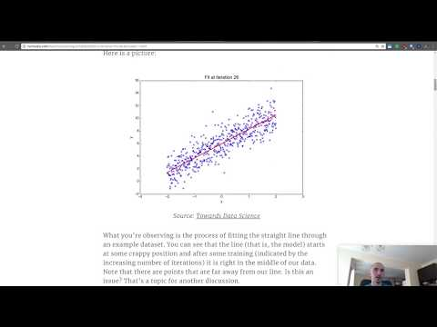 Predicting the next Fibonacci number with Linear Regression in