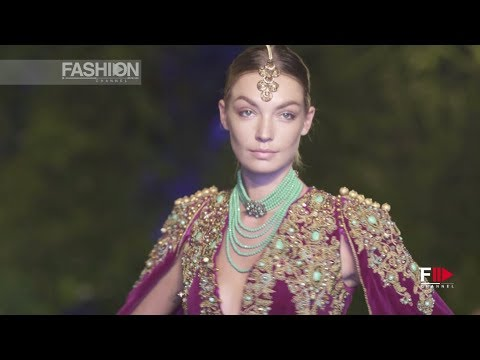 MAISON MENOUBA Oriental Fashion Show #26 Marrakech 2018 - Fashion Channel