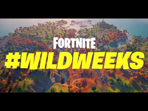 Introducing Wild Weeks - What's New in Fortnite