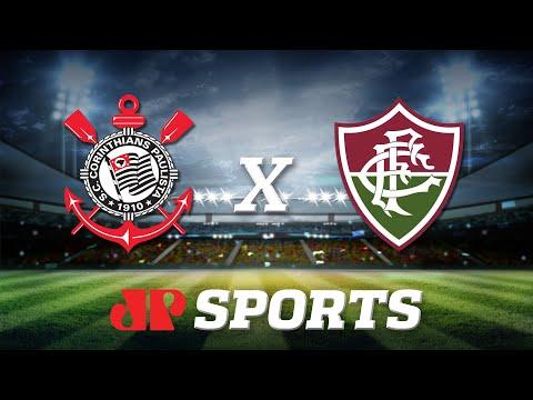 AO VIVO - Corinthians x Fluminense - 08/12/19 - Brasileirão - Futebol JP