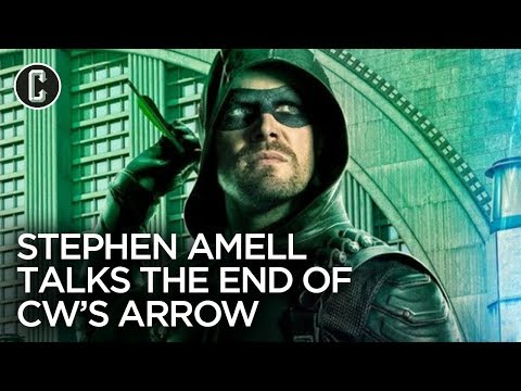 "Stephen Amell Teases The ""Action Sequence To End All Action Sequences"" In The Arrow Finale"