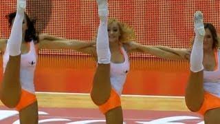Cheerleaders Flex (Poland) - Where Do You Go [HD]