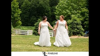 The Country Place Wedding Reception | Heidi and Kelly