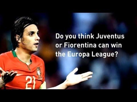 EXCLUSIVE: Nuno Gomes talks Fiorentina and Juventus ahead of Europa League showdown!